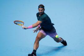 ATP Finals 2020: Nadal lolos semifinal usai tundukkan Tsitsipas