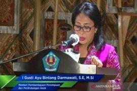 Menteri PPPA: Laki-perempuan memiliki hak yang sama untuk bekerja