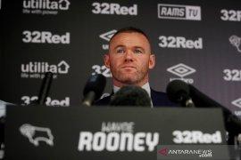 Wayne Rooney ingin kursi manajer permanen di Derby County