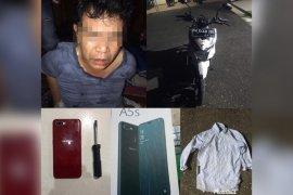 Polisi tangkap pelaku pencurian dengan pemberatan