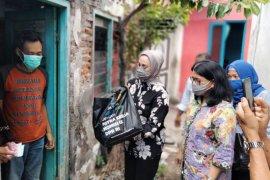 Anggota DPR RI sebut pembagian sembako bantuan BNPB di Surabaya bersifat sosial