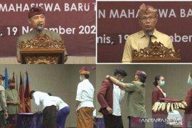 482 mahasiswa ISI Denpasar angkatan 2020/2021 disahkan