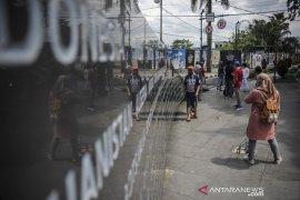 Rencana penutupan ruang publik di Bandung