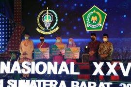 Kalimantan Selatan jadi tuan rumah MTQ Nasional 2022