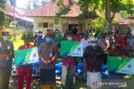 6.411 petani di Klungkung dan Bangli ikuti BPJamsostek
