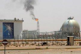 Minyak naik terangkat ketegangan di Timur Tengah