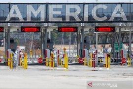 AS tutup perbatasan darat dengan Kanada dan Meksiko hingga 21 Juli