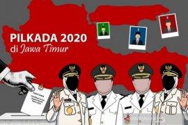 KPU Jatim:  Penyelenggara Pilkada 2020 orang-orang beritegritas