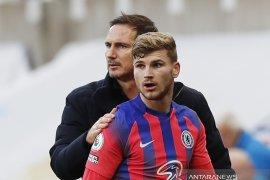 Frank Lampard puji penampilan Timo Werner saat Chelsea kalahkan Newcastle