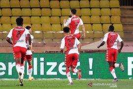 Liga Prancis - PSG tersungkur dikalahkan Monaco 2-3