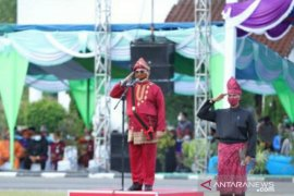 Pemprov Babel gelar upacara hari jadi ke-20 Provinsi Bangka Belitung