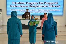 PKK Kayong Utara optimalikan peran di desa untuk pemberdayaan perempuan