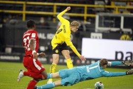 Liga Jerman - Haaland ukir caturgol saat Dortmund bantai Hertha 5-2