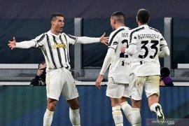 Liga Italia - Dwigol Ronaldo bawa Juve menang 2-0 atas  Cagliari
