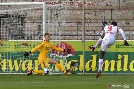 Liga Jerman - Hattrick Mateta bawa Mainz petik kemenangan perdana