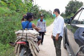 Harga karet tingkat petani di Sambas capai Rp11.000 per kilogram
