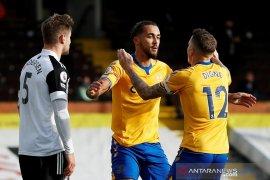Everton kembali ke jalur kemenangan setelah atasi Fulham