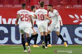 Sevilla kalahkan Celta Vigo di 10 menit akhir