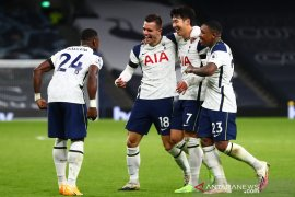 Liga Inggris: Tottenham bungkam City untuk menanjak ke puncak klasemen