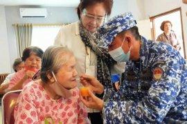 Hari Pahlawan dan Sambut Hari Bela Negara, FKBN DKI baksos peduli lansia