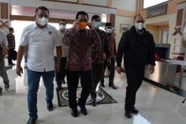 Pjs Gubernur Jambi dan Kapolda baru kolaborasi kawal pilkada pada kesempatan pertama