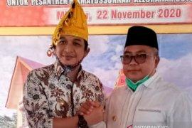 "Pasha Ungu hadiri peresmian ""Balee Seumeubeut"" Aceh Barat di Kota Palu"