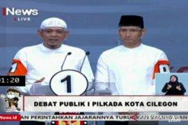 Pengamat: Debat Pilkada Cilegon, Paslon Mulia Tampil Prima