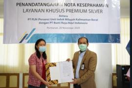 Gunakan Listrik PLN, PT Bumi Raya Riteil Indonesia optimis tingkatkan produktivitas