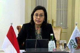 Sri Mulyani ingatkan kelanjutan konsolidasi fiskal-moneter pada 2021