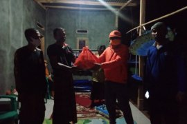BPBD Banten salurkan bantuan logistik bagi korban banjir di Pandeglang