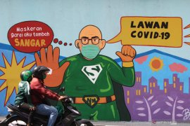 Satgas COVID-19 antisipasi penurunan disiplin penerapan protokol kesehatan di Surabaya