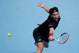 Thiem kalahkan Djokovic melenggang ke final ATP Finals