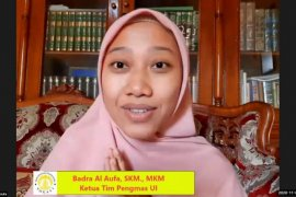 Dosen Vokasi UI ajak kader 29 Posyandu Remaja turut cegah penularan COVID-19