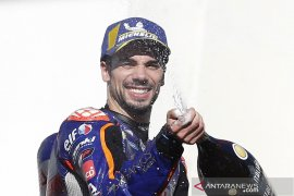 MotoGP: Kemenangan di Portugal terasa spesial bagi Oliveira