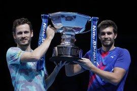 Pasangan Koolhof-Mektic juarai ganda putra ATP Finals