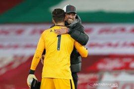 Klasemen Liga Inggris: Liverpool menempel ketat Tottenham