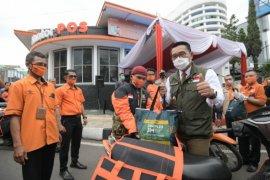 Bansos Jawa Barat tahap III terdistribusi 100 persen
