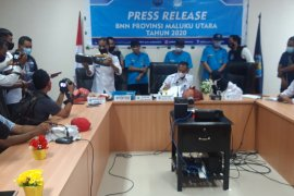 BNNP Malut tangkap tiga tersangka dugaan penyalahgunaan narkoba