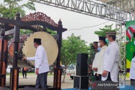 Bupati buka MTQ tingkat Kabupaten Bekasi dengan prokes ketat