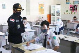 Gugus Tugas COVID-19 Kota Malang pantau kesiapan pembelajaran tatap muka
