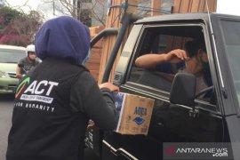 ACT-MRI Bali dirikan Dapur Kemanusiaan bagikan 1.000 paket pangan gratis
