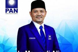 Bupati Aceh Besar Mawardi Ali jabat Ketua DPW PAN Aceh