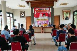 Siap kawal pilkada, Forum Relawan Tatu-Pandji perkuat barisan