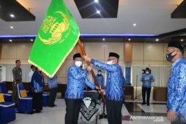 Sekda Hilman dilantik jadi Ketua DP Korpri Banjar
