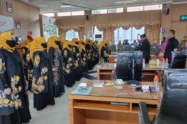 Ketua DPRD Kalsel kukuhkan pengurus gatriwara setempat