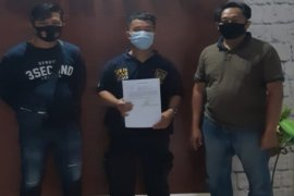 Polresta Banjarmasin amankan Satpam mengaku anggota polisi