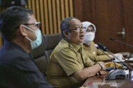 Kota Bandung kembali zona merah karena kurang disiplin