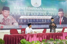 Tokoh muda NU Bogor ingatkan bahaya media sosial sebagai alat propaganda