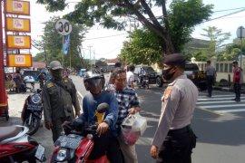 Satgas COVID-19 Ternate  gelar operasi yustisi warga tidak gunakan masker