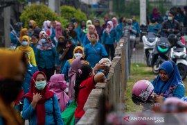 UMK tertinggi di Jawa Barat
